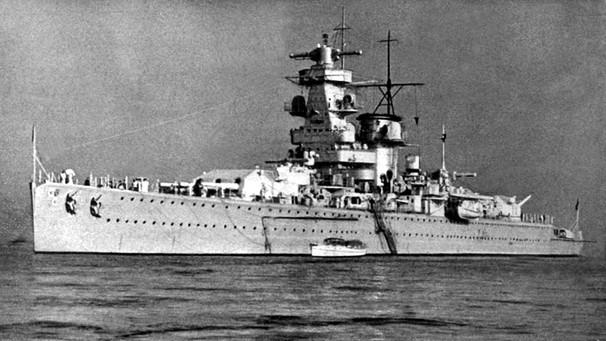 Entfernungsmesser Schlachtschiff : Friedrich der große schlachtschiffe world of warships official