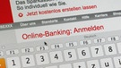 Onlinebanking | Bild: picture-alliance/dpa