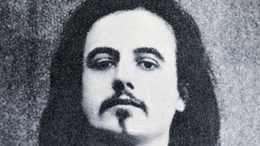 Alfred Jarry, Photographie 1896 | Bild: picture-alliance/dpa