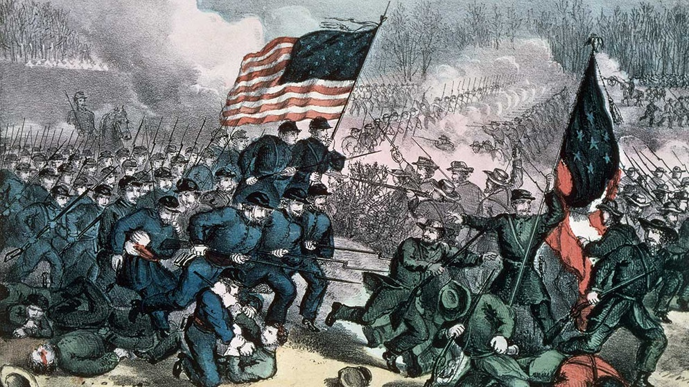 Amerikanischer B 252 Rgerkrieg Quot Freiheit F 252 R Die Sklaven