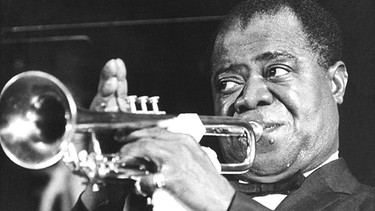 Louis Armstrong | Bild: picture-alliance/dpa