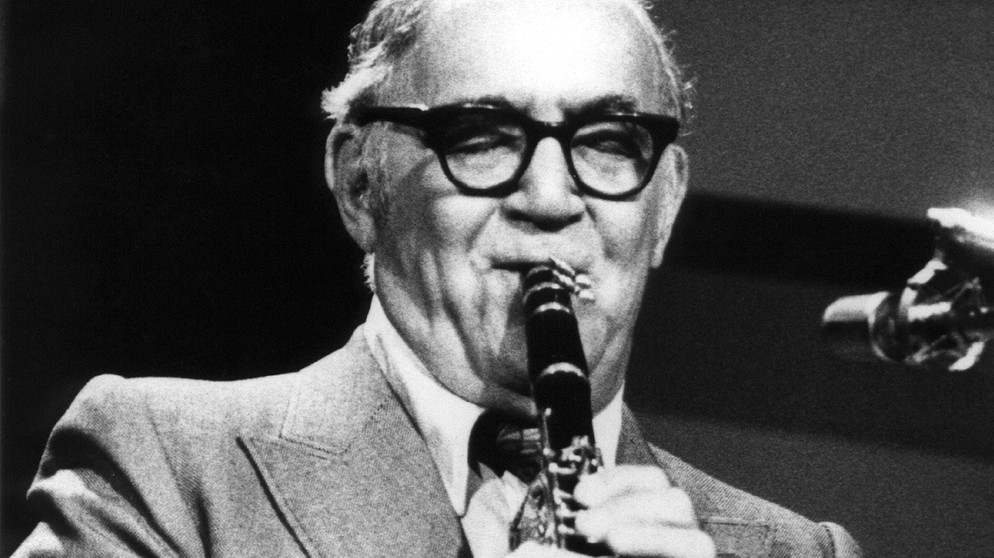 Benny Goodman | Bild: picture-alliance/dpa