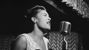 Billie Holiday | Bild: picture-alliance/dpa