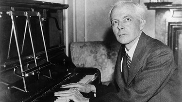 Bela Bartok | Bild: picture-alliance/dpa