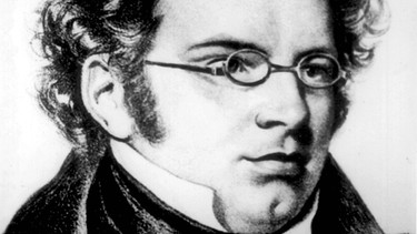 Franz Schubert | Bild: picture-alliance/dpa