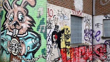 Graffiti | Bild: picture-alliance/dpa