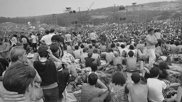 Woodstock: Der rebellische Sound der Utopie | Literatur und Musik ...