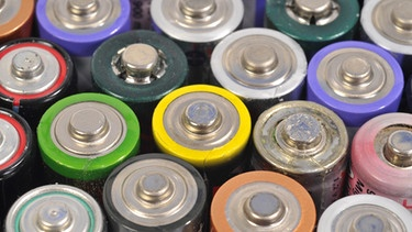Batterien | Bild: picture-alliance/dpa