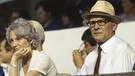 Darstellung: Erich Honecker | Bild: picture-alliance/dpa