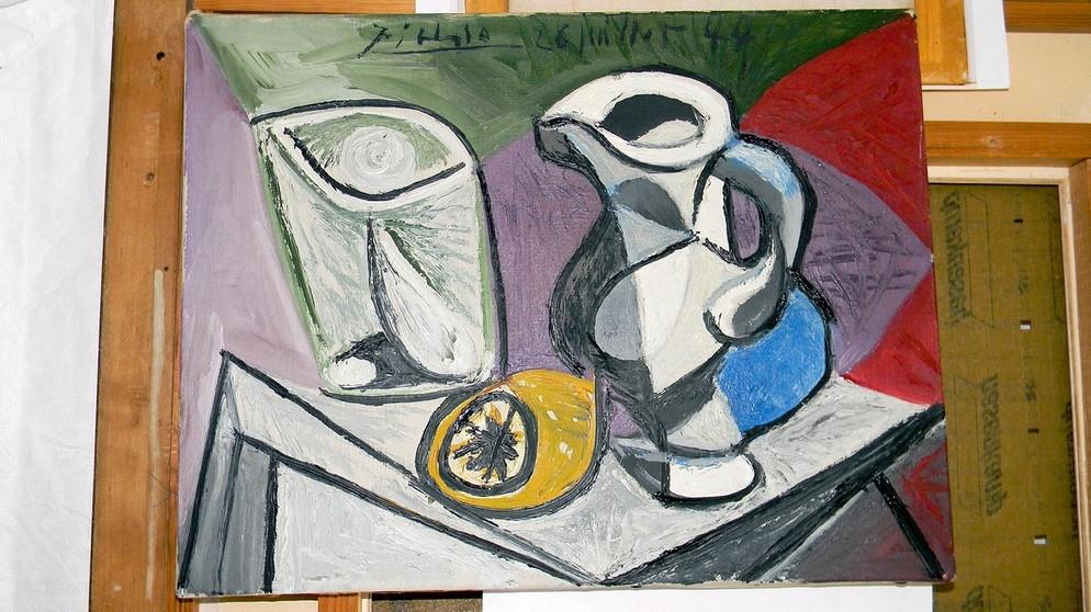Pablo Picaßo Gemälde