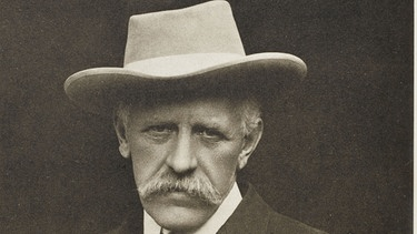 Fridtjof Nansen | Bild: picture-alliance/dpa