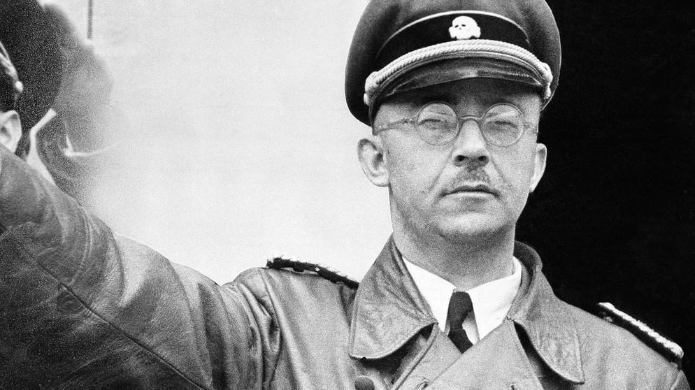 Heinrich Himmler - Chef der SS: Pedantischer Massenmörder ...