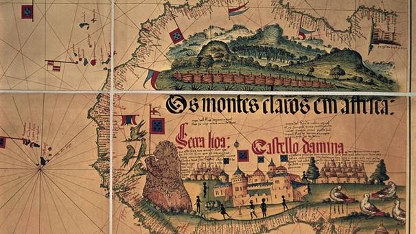 Etwas Neues genug Christoph Kolumbus: Fahrt ins Unbekannte | radioWissen | Bayern 2 @OS_68