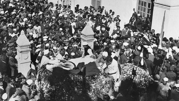 Mahatma Gandhi Der Kampf Um Indiens Unabhängigkeit Radiowissen