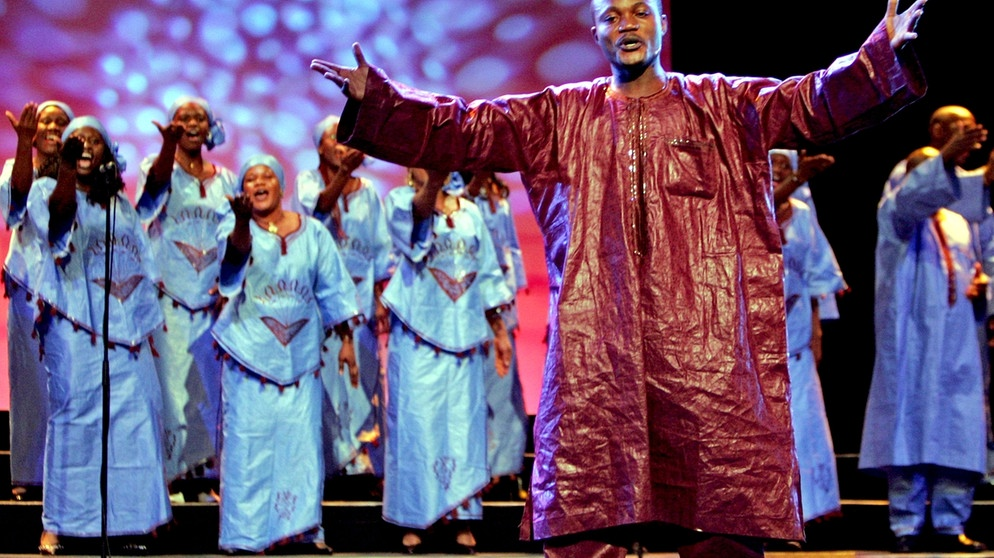 Gospel-Chor | Bild: picture-alliance/dpa