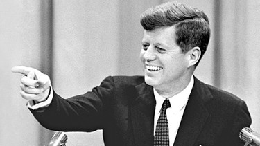 John F. Kennedy | Bild: picture-alliance/dpa
