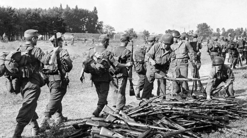 Ende 2. Weltkrieg In Deutschland