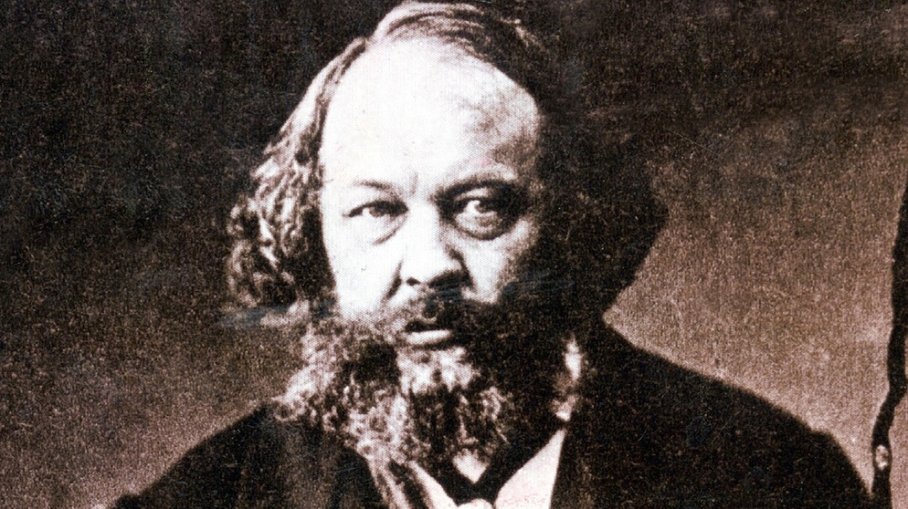 Michail Bakunin | Bild: picture-alliance/dpa