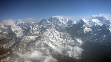 Mount Everest - Himalaya Gebirge | Bild: picture-alliance/dpa