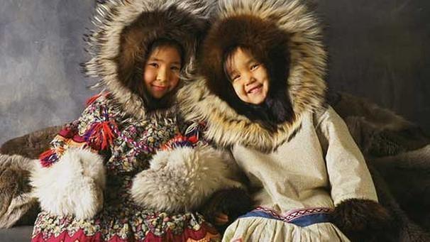 Land der Inuit: Einsatz im Unterricht   Planet Erde   radioWissen ...