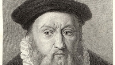 Johannes Calvin (1509-1564) | Bild: picture-alliance/dpa / Mary Evans Picture Library