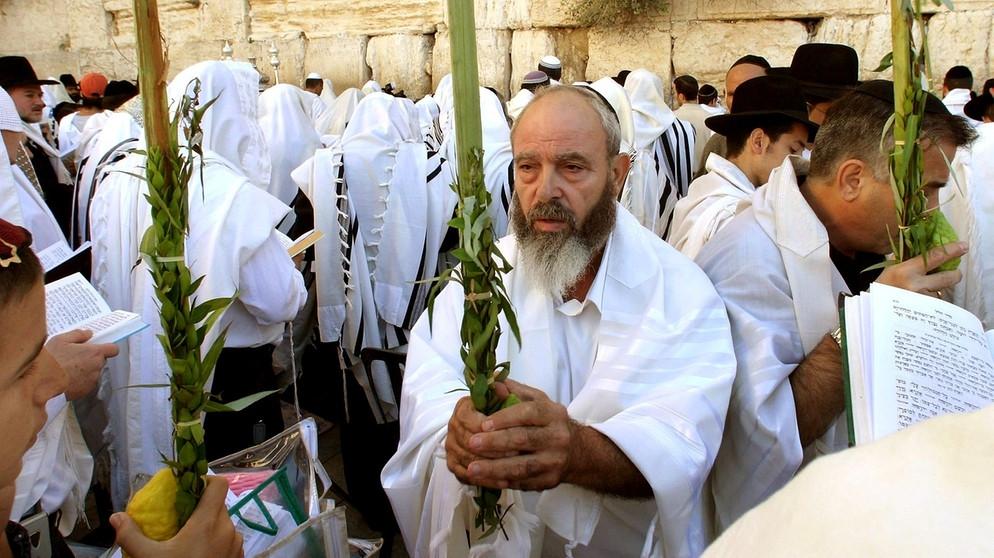 Laubhüttenfest Judentum