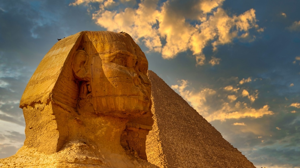 Sphinx | Bild: picture-alliance/dpa