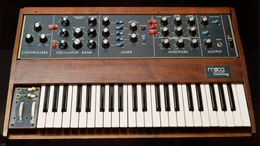 Synthesizer | Bild: picture-alliance/dpa