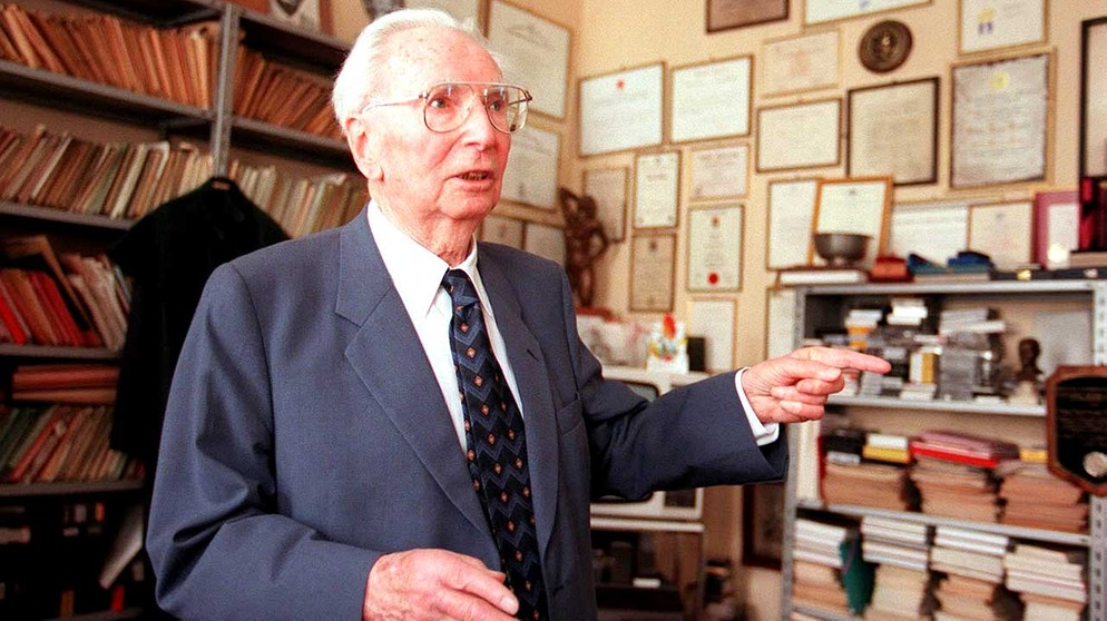 Viktor Frankl | Bild: picture-alliance/dpa