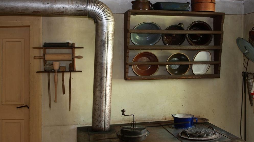 kochen und k che im wandel einblicke im freilandmuseum bad windsheim bayern genie en zeit. Black Bedroom Furniture Sets. Home Design Ideas