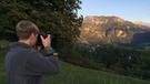 Zu Besuch beim Fotografen Jonathan Besler | Bild: BR / Viktoria Wagensommer