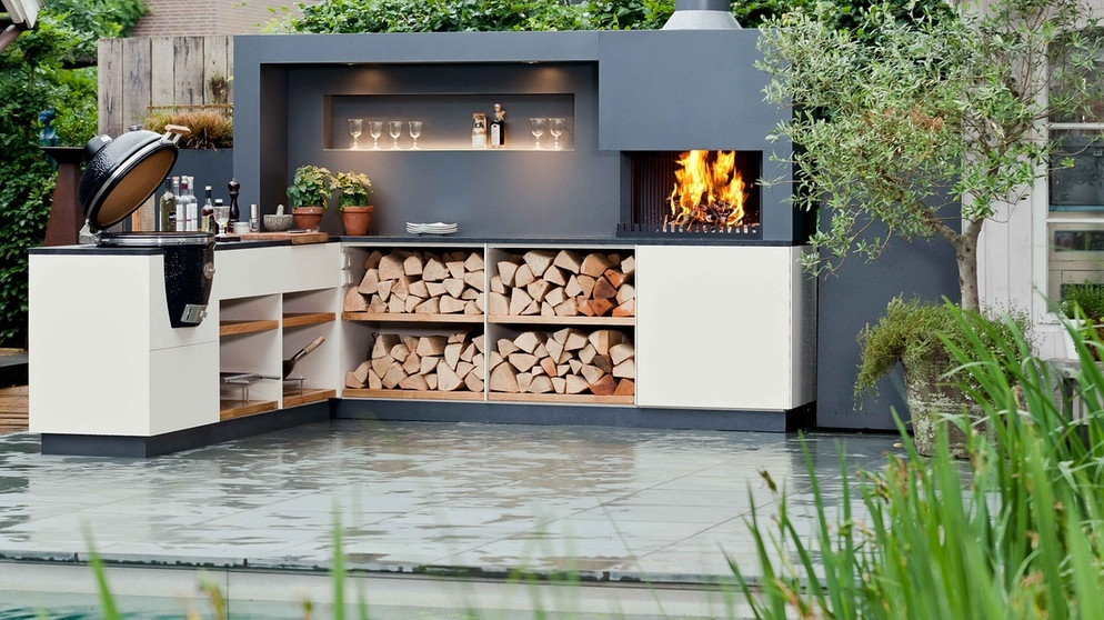 Outdoorküche Tür Xl : Outdoorküche tür xl rohbau outdoorküche grillforum und bbq