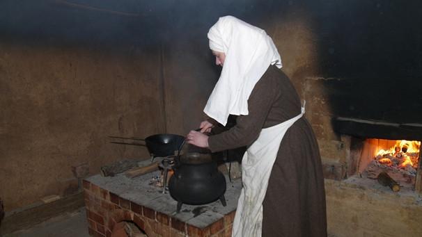 kochen und küche im wandel: einblicke im freilandmuseum bad ... - Kochen Und Küche