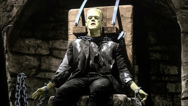 Frankenstein - Boris Karloff | Bild: picture-alliance/dpa / Everett Collection