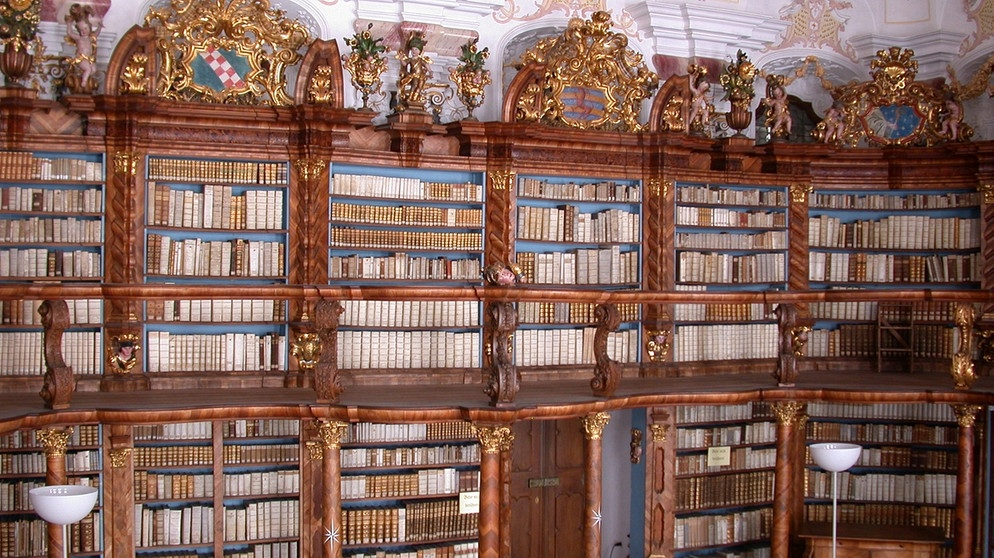 Bayerische Bibliotheken Geistige Tankstellen Zeit Für Bayern
