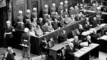 Nürnberger Prozesse Doku