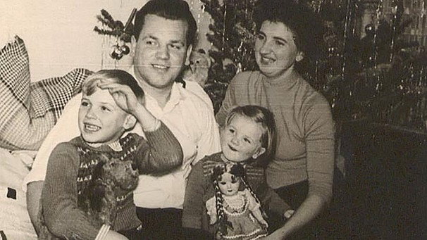 Harald Grill erinnert sich: Weihnachten zwischen