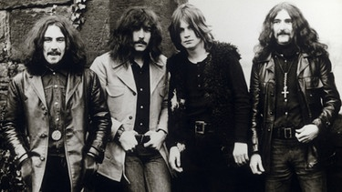 Black Sabbath | Bild: picture-alliance / KPA
