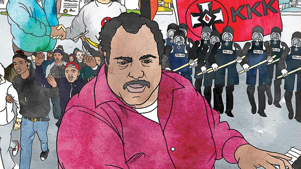 "Filmplakat ""Accidental Courtesy: Daryl Davis, Race & America"" 