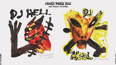DJ Hell: House Music Box (Cover) | Bild: The DJ Hell Experience
