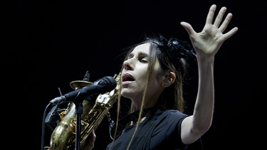 PJ Harvey | Bild: picture-alliance/dpa