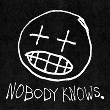 "Album Cover ""Nobody Knows"" von Willis Earl Beal 