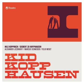 Kid Kopphausen Cover | Bild: Trocadero