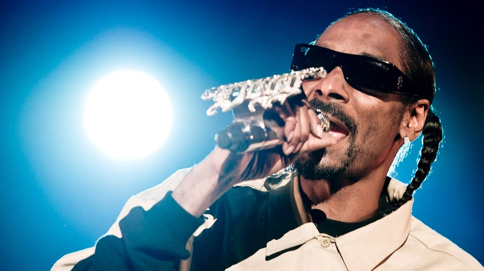 Snoop Dogg | Bild: picture-alliance/dpa