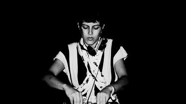 DJ Lily Lillemor   Bild: Lily Lillemor