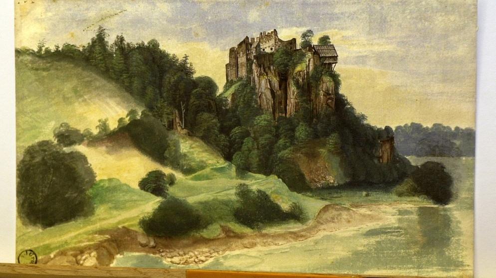 Landschaftsmalerei renaissance  Albrecht Dürer: Unterwegs zum großen Renaissance-Maler   Kultur ...