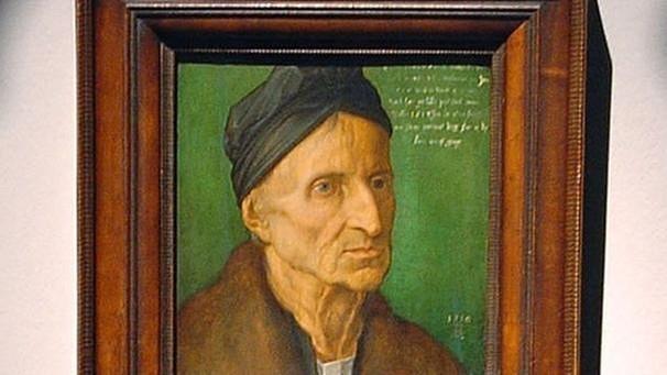 der maler michael wolgemut 1516 bild picture alliancedpa - Albrecht Drer Lebenslauf