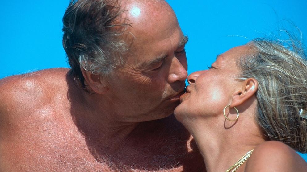 Alter geschlechtsverkehr im Sex mit