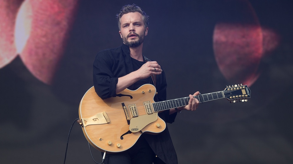 The Tallest Man On Earth live auf dem All Points East-Festival in London im Juni 2019 | Bild: picture-alliance/dpa