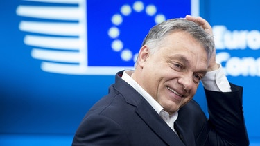 Viktor Orban (Archivbild) | Bild: picture-alliance/dpa